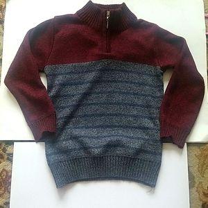 Warm sweater, 4T